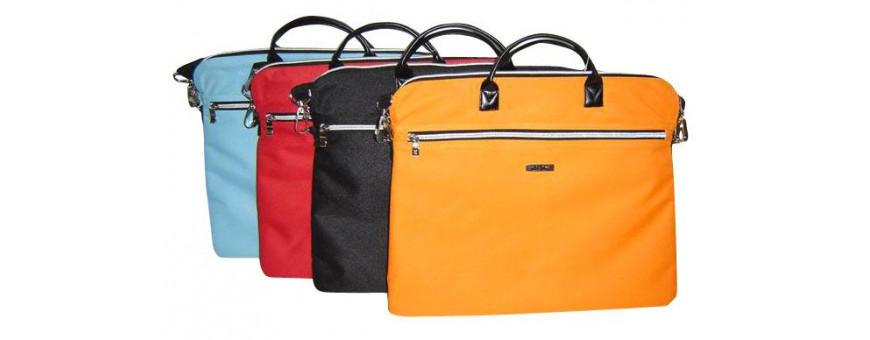 Сумки для ноутбуков: рюкзаки, папки